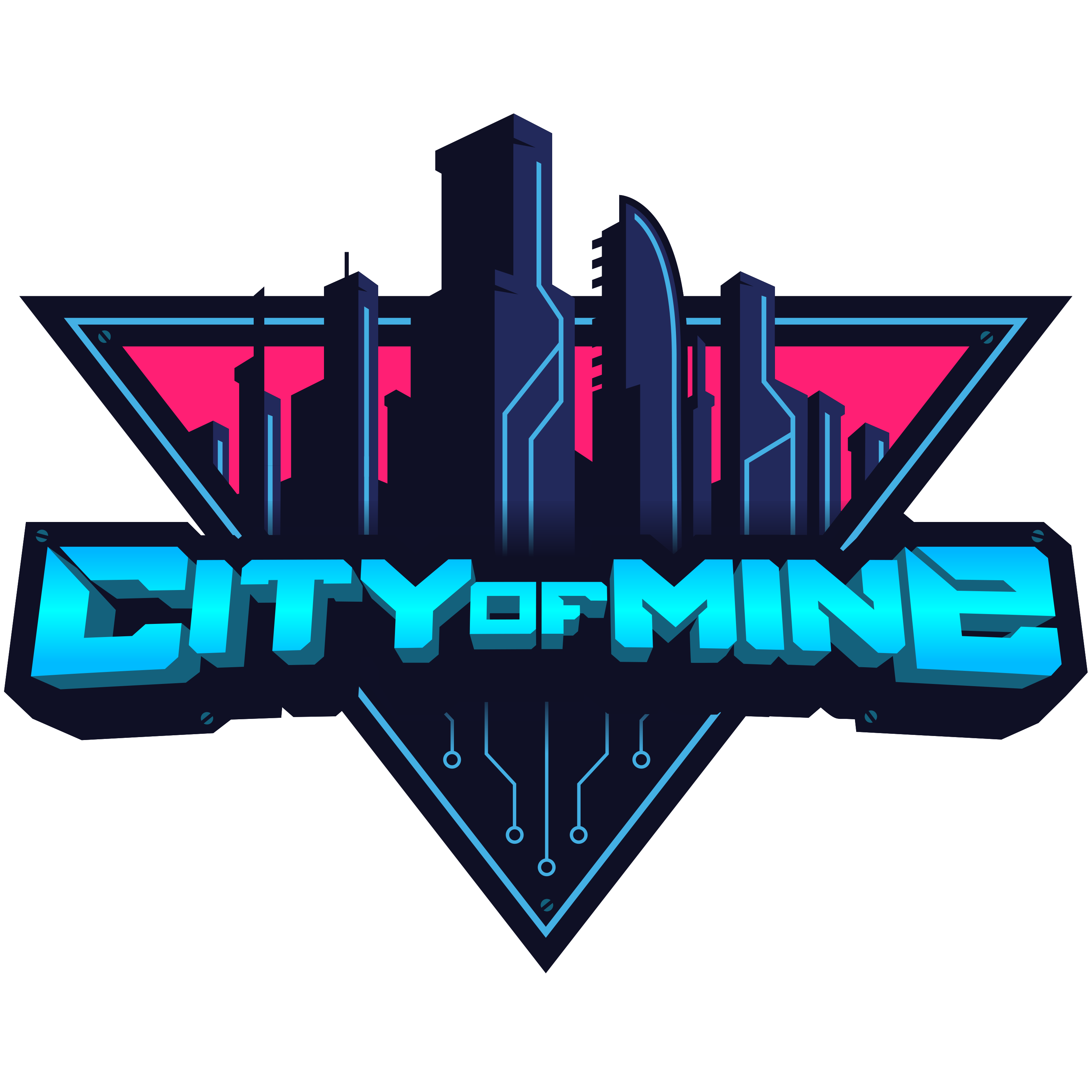 The Official City Of Mine Merch Store